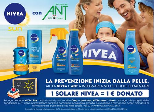 Nivea per ANT 2014-2015