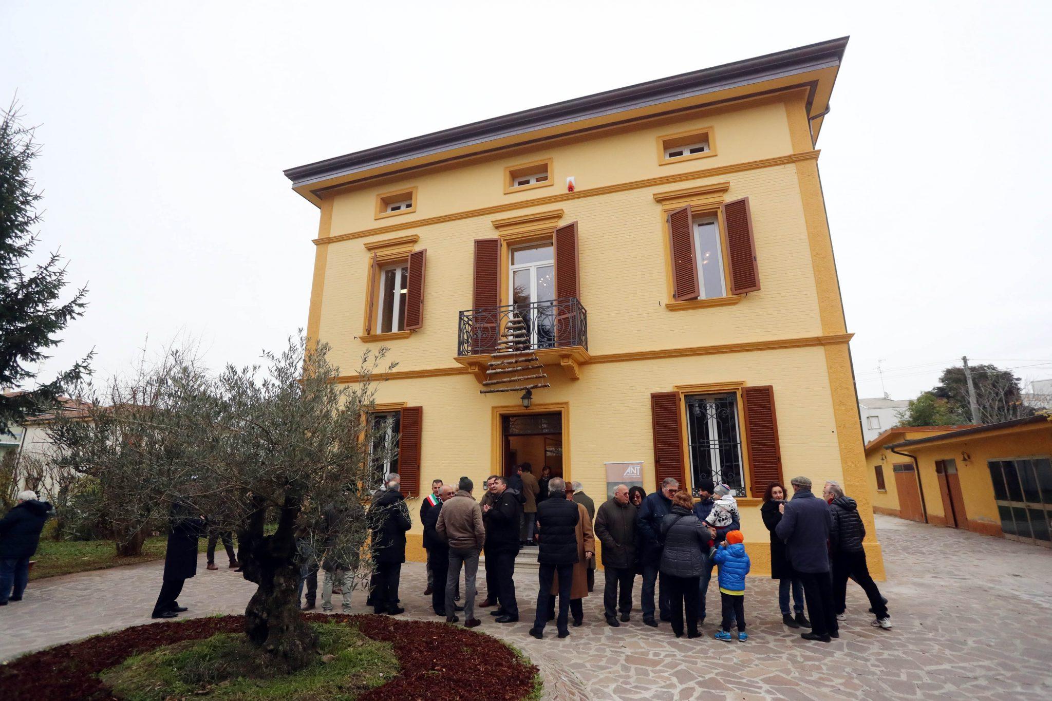 Fotogallery inaugurazione Residenza Melloni