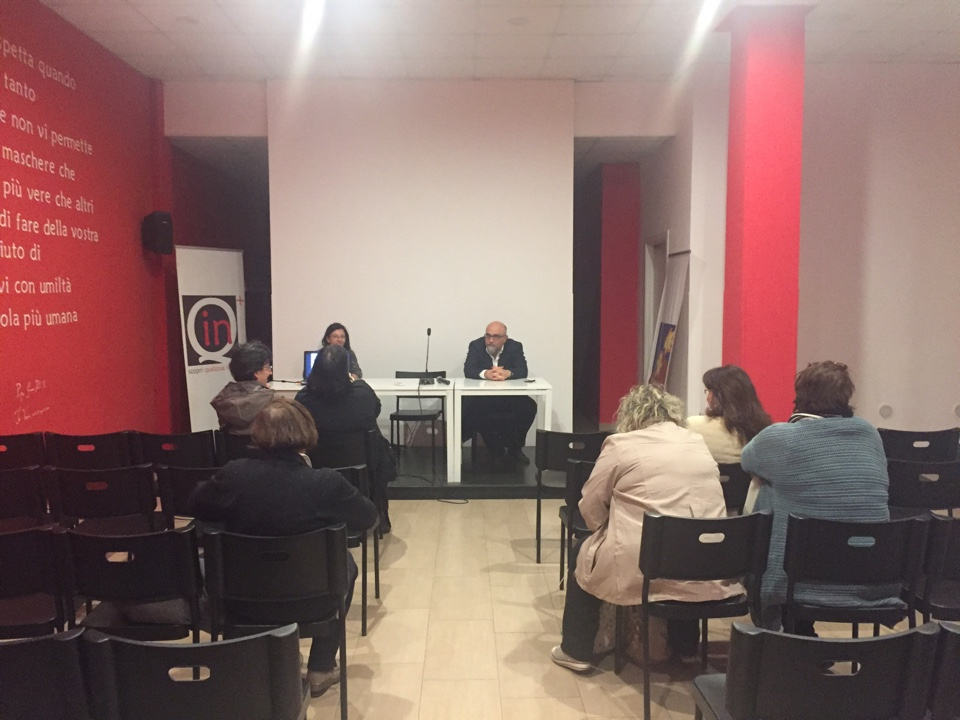 Campania solidale: Terza tappa 2017