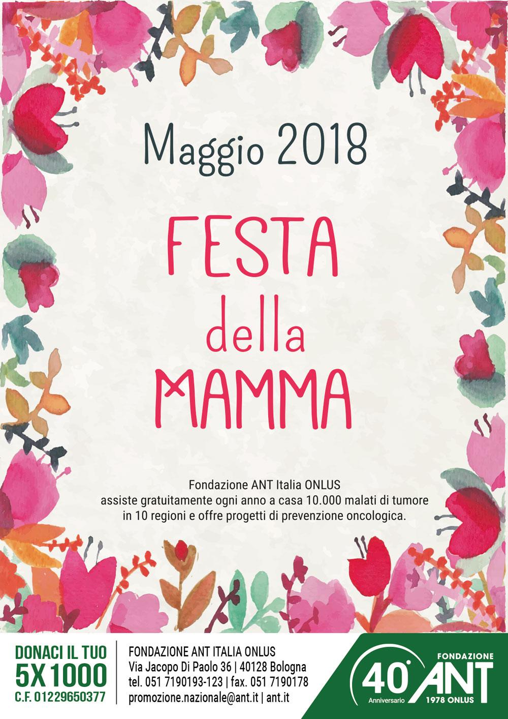 campagne pubblicitarie fondazione ant italia onlus