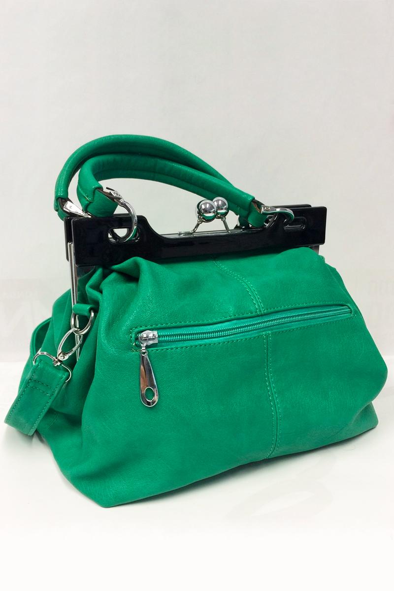 <B style='color:green'> SOLO PROVINCE TOSCANE SERVITE </b>- BORSA DA DONNA IN ECOPELLE