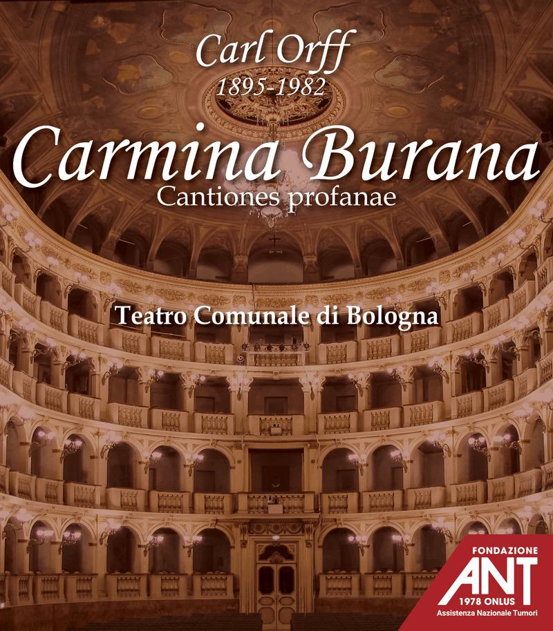 CONCERTO Carmina Burana dal Teatro Comunale di Bologna
