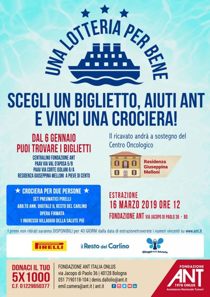 Una lotteria per bene – Bologna