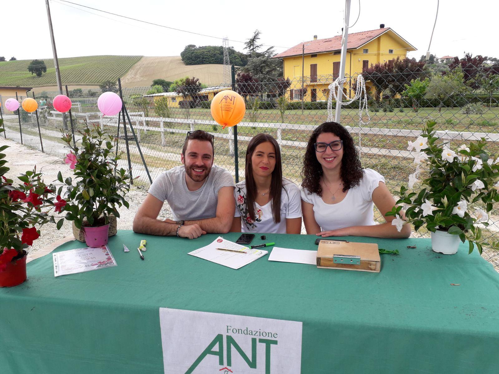 Volontari ANT Marche