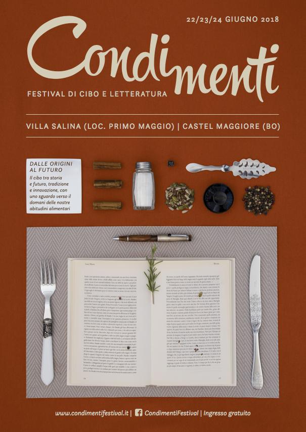 CondiMenti – Festival di cibo e letteratura
