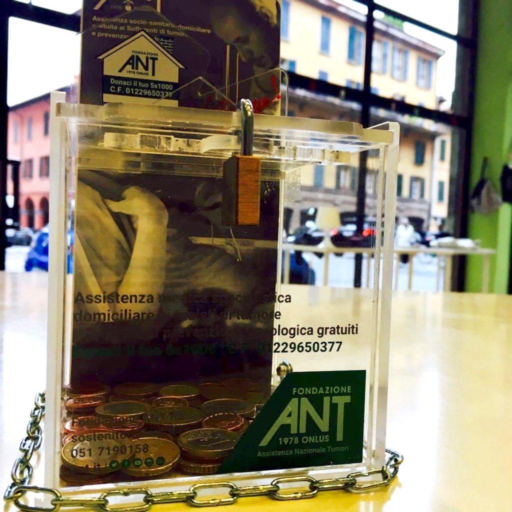 I Salvadanai Ant Della Solidarietà Fondazione Ant Italia Onlus