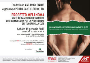 progetto melanoma porto sant'elpidio