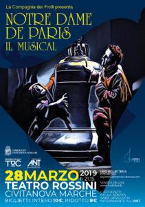 Notre Dame de Paris Musical ANT Marche