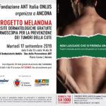 progetto melanoma ancona