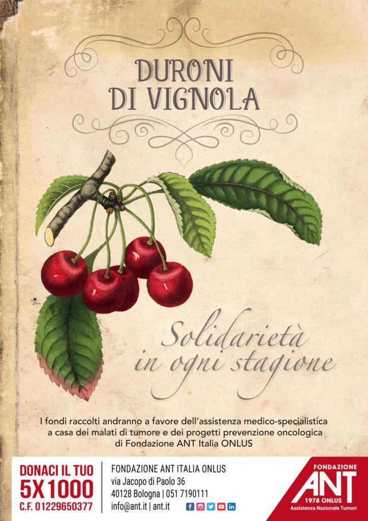 Duroni di Vignola pro-ANT – Bologna