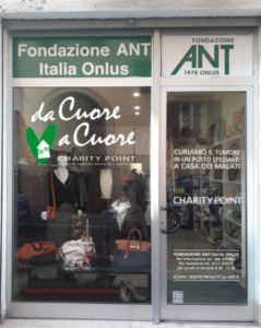 Da Cuore a Cuore Charity Point