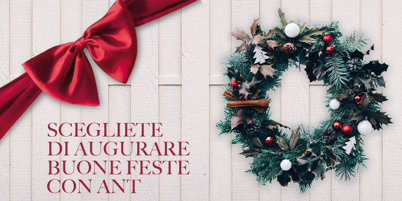Biglietti Di Natale On Line.Natale Con Ant Fondazione Ant Italia Onlus