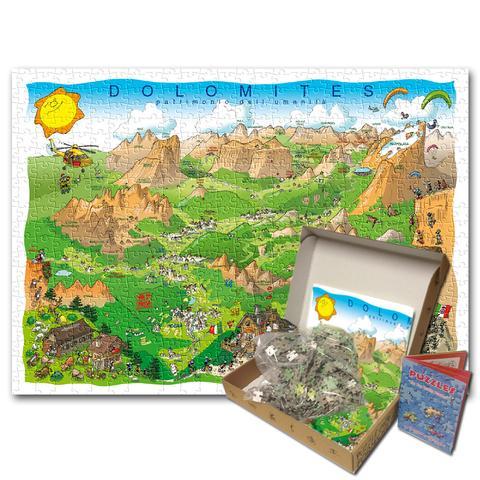 PUZZLE DELLE FORMICHE 1080 PEZZI | <B style='color:#ff0000'>SOLO BOLOGNA E PROVINCIA</B>