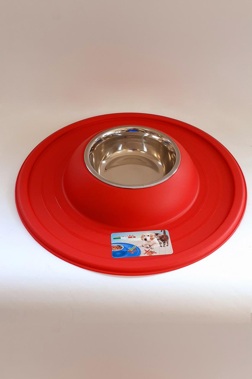 CIOTOLA PER CANE O GATTO, forma DISCO VULCANO | <b style='color:red'>SOLO BOLOGNA E PROVINCIA</b>
