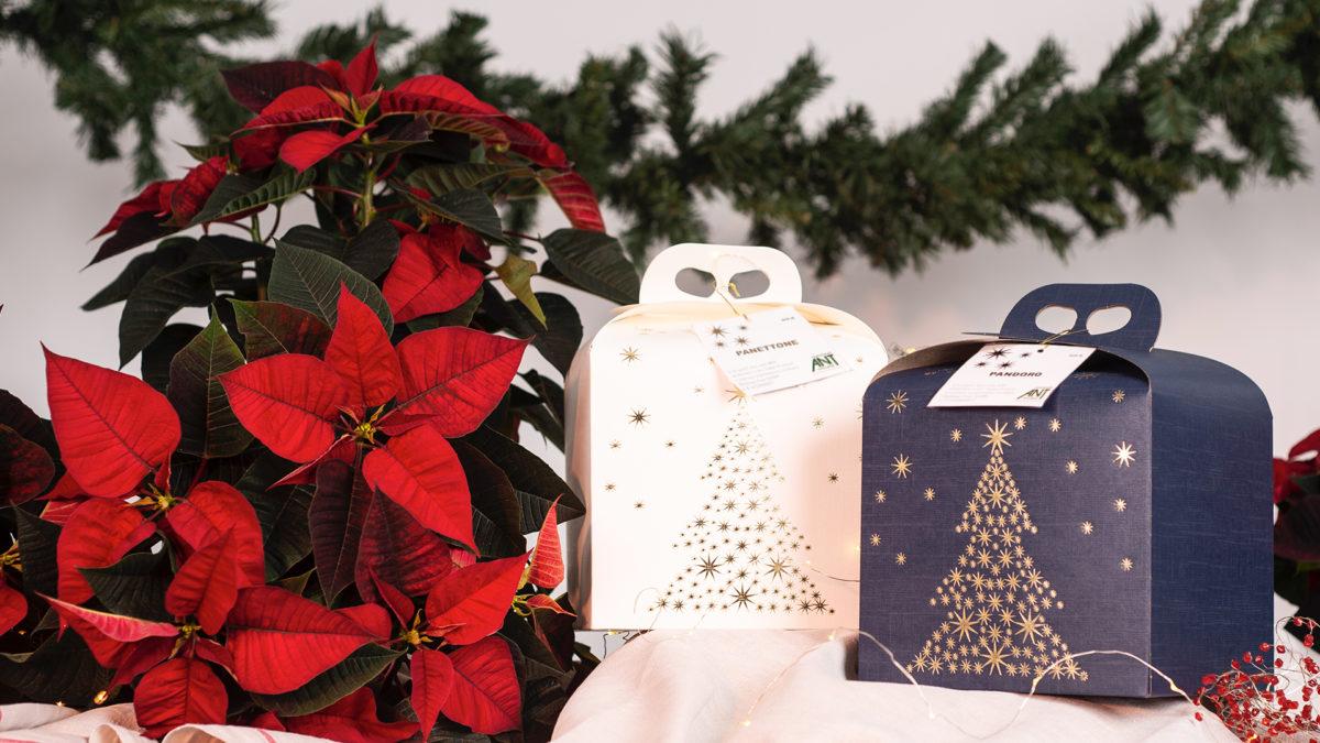 Regali solidali ANT a Natale